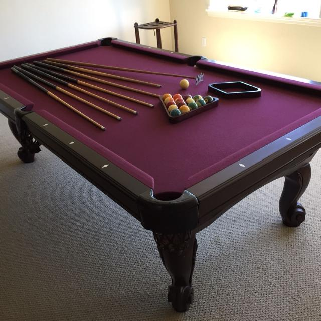 Best Connelly Pool Table For Sale In El Dorado County California - El pool table