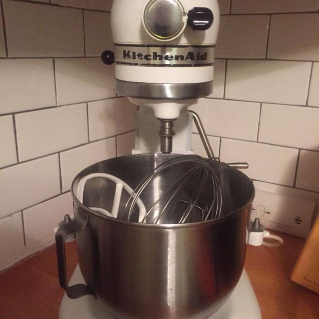 1960s Hobart Kitchenaid Mixer The Holy Grail