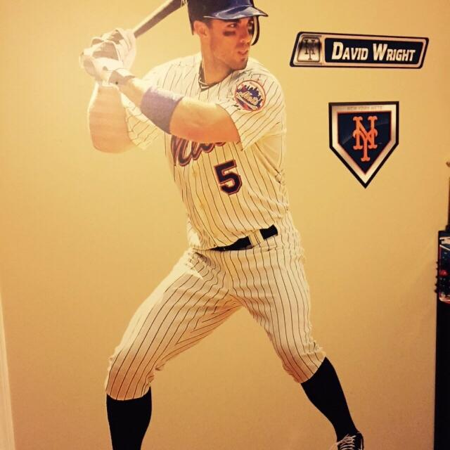 Best Nib David Wright Fathead Wall Decor for sale in Manassas ...