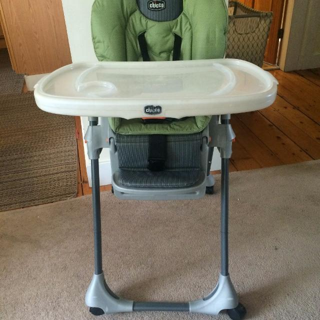 Best Chicco Polly Adjustable High Chair W Tray Covers For