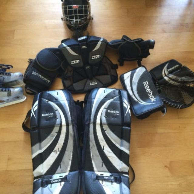 Find More Kids Hockey Goalie Equipment For Sale At Up To 90 Off