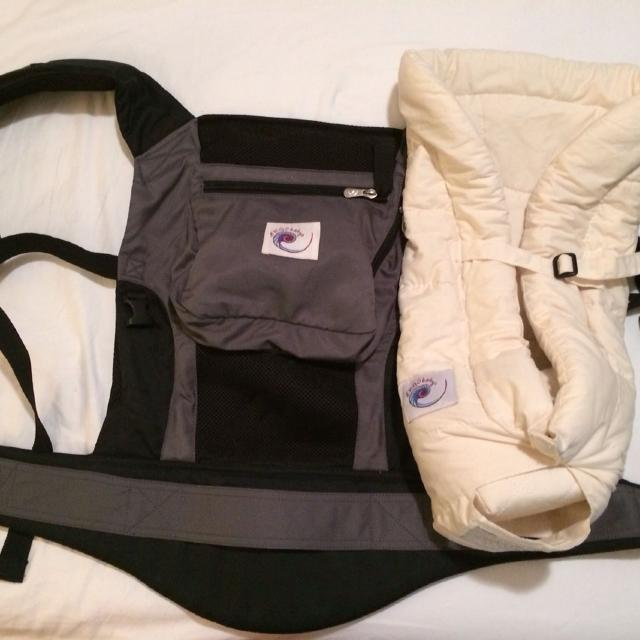 e6616921206 Find more Ergobaby Performance Collection Baby Carrier- Charcoal ...