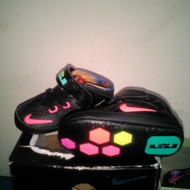 99a973d7184 Looking For  Lebrons girls shoes size 3 infant   25.00 in Atlanta ...