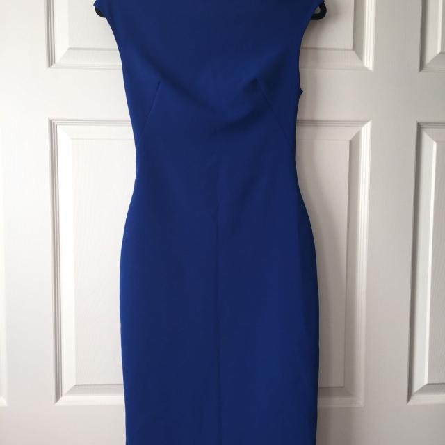 1f6a7605 Find more Zara Royal Blue Dress for sale at up to 90% off