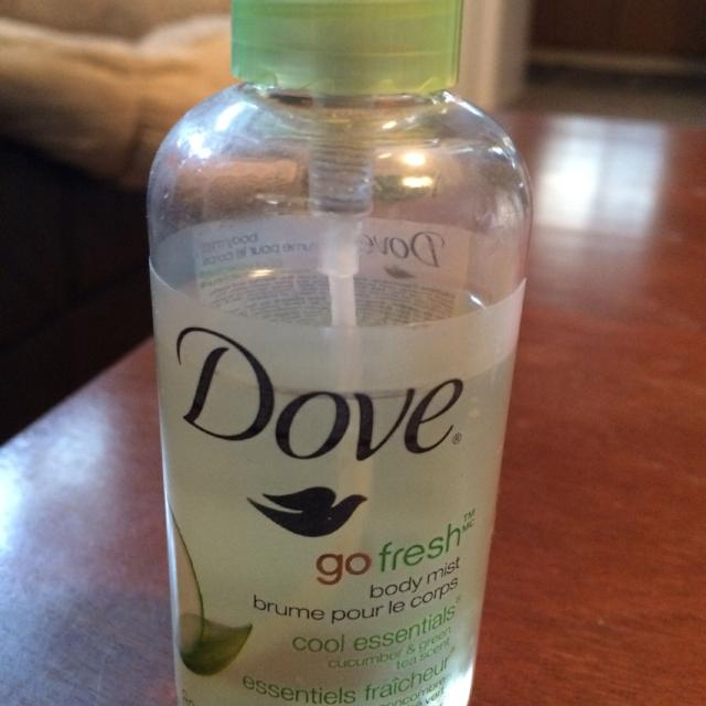 Find More Dove Go Fresh Body Mist Cucumber And Green Tea Scent For Sale At Up To 90 Off