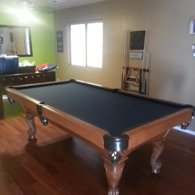 Find More Buckhorn Pool Table For Sale At Up To Off - Buckhorn pool table