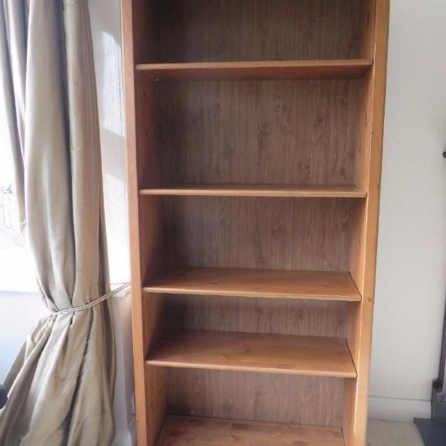 Find More Ikea Leksvik Bookcase For Sale At Up To 90% Off