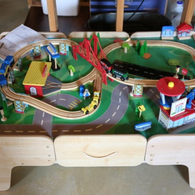 Find more Function Junction Imaginarium Train Table for sale at up ...