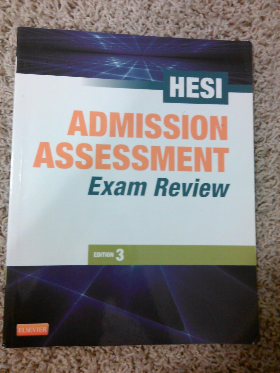 Best hesi admission assessment exam review for sale in port huron michigan for 2017