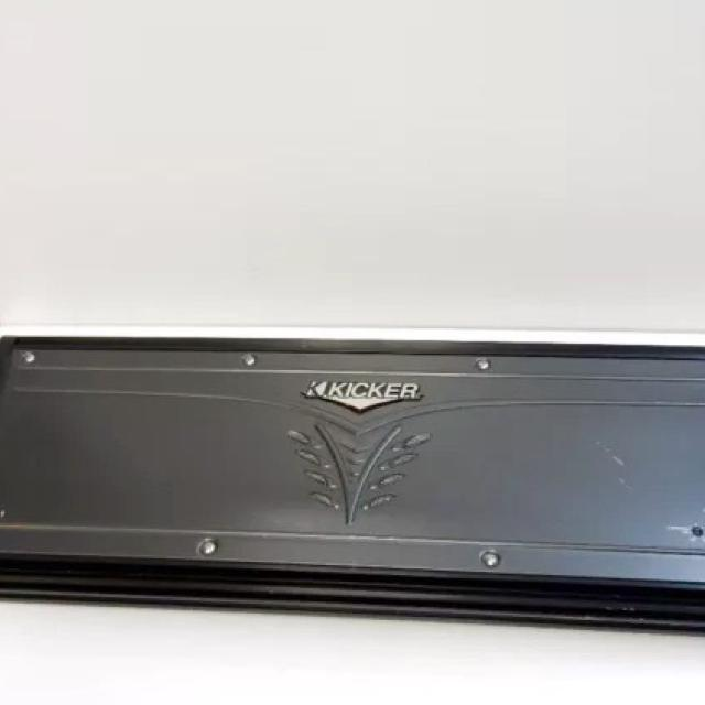 KICKER ZX2500 1 Class D - Car Audio Amp! -WORKS FLAWLESSLY- True 2500 +++  Watts!!! Cash or Best Trade Offer!