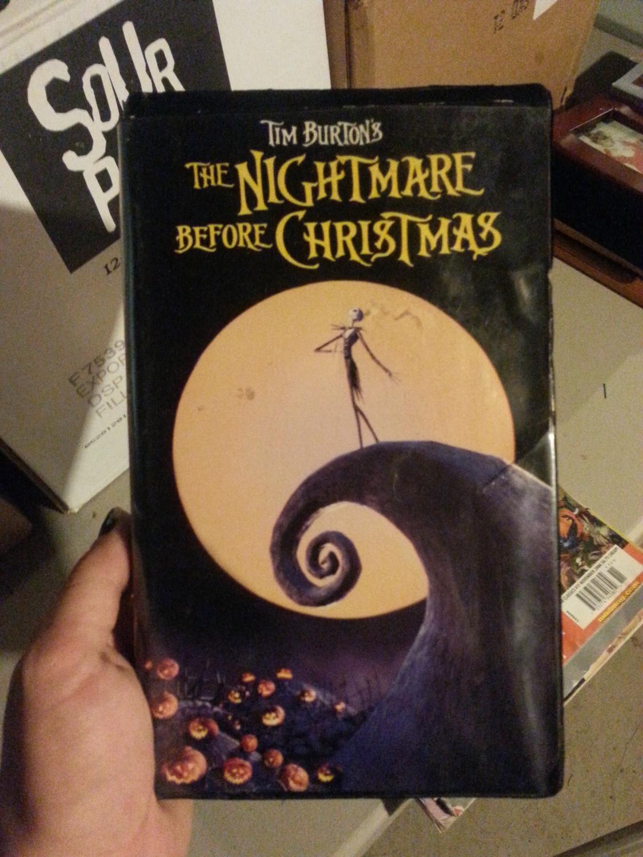 Best Nightmare Before Christmas Vhs for sale in Burlington, Ontario ...