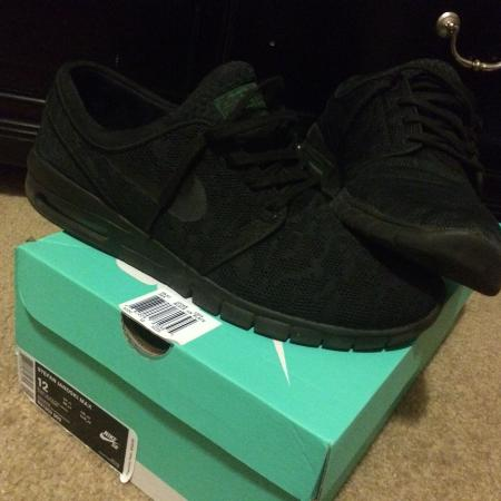 d45cbcdc168 Harness Boots Never Worn · Stefan janoski max Nikes for sale!