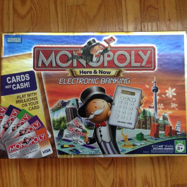 Find More Monopoly Electronic Banking Board Game For Sale At Up To