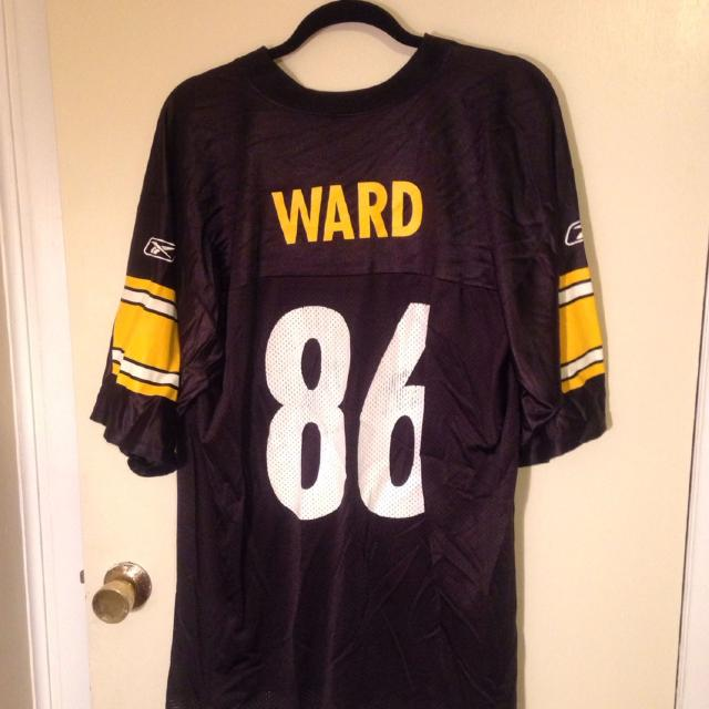 more photos c9103 b94bb Hines Ward jersey!!!! He's retired right? I checked on eBay & they are  selling for $50, cross posting