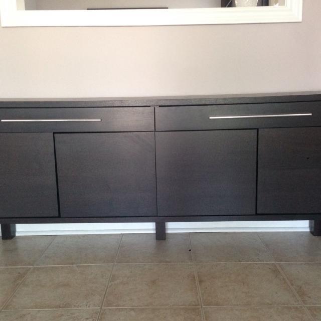 Find More Ikea Bjursta Sideboard Entrance Table For Sale At Up