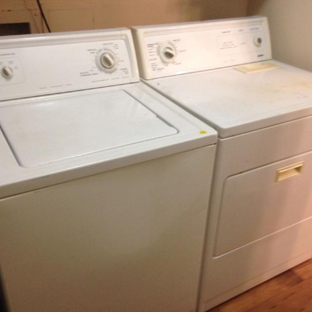 Kenmore Washer/Dryer combo- Used
