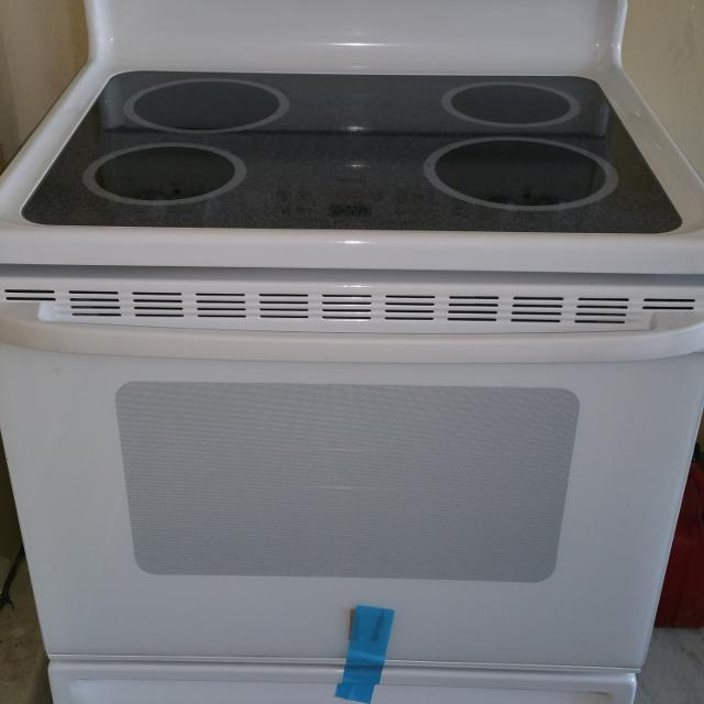 Glass Top Electric Stove ~ Glass top stove with best picture collections