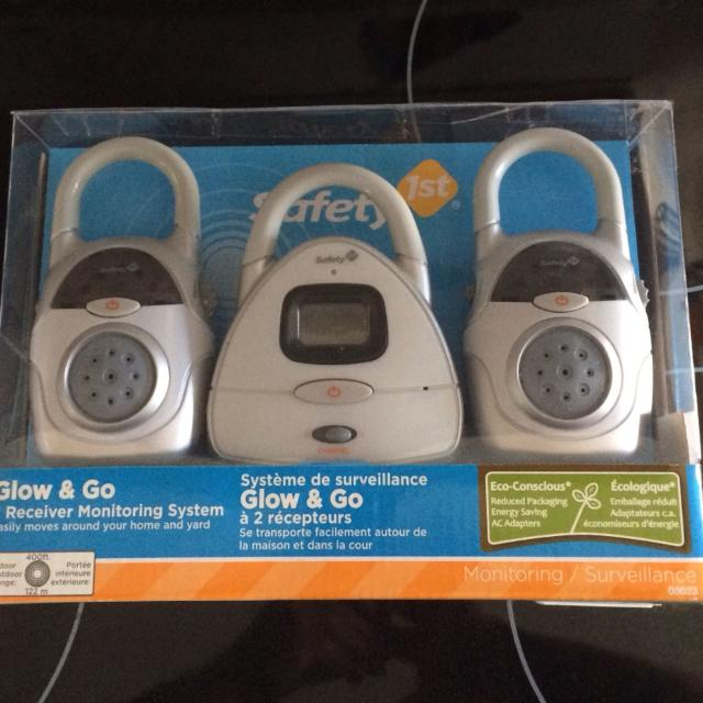 Find More Safety 1st Glow Go Baby Monitor Like New Condition In
