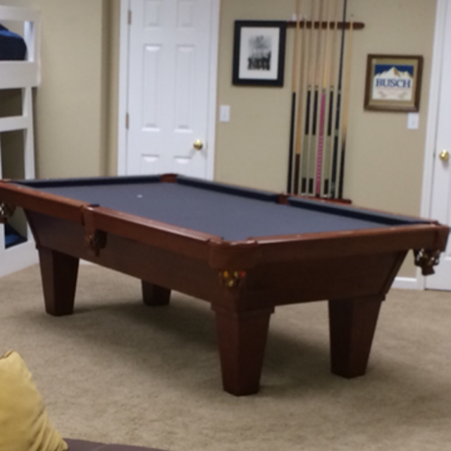 Best Cannon Pool Table Regulation Ft For Sale In Spring Hill - Cannon pool table