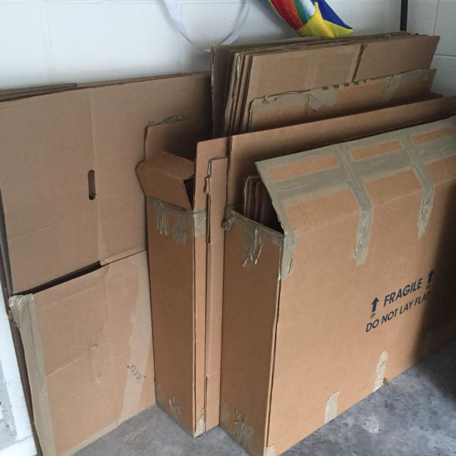 Best 20 22 Empty Moving Boxes Sizes Small Medium And Large