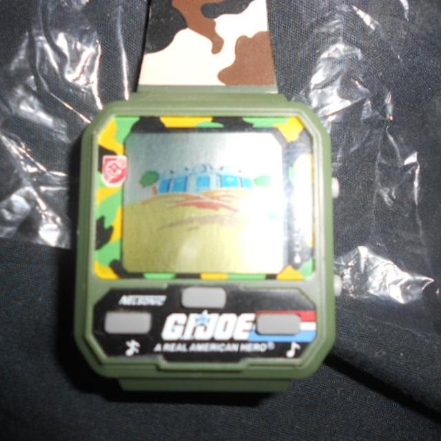 Best Gi Joe Game Watch Nelsonic Vintage For Sale In Brazoria County
