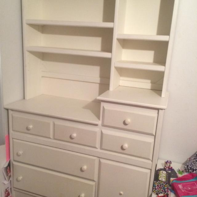 Baby S Dream Generation Next Combo Dresser Hutch Purchased 2008 From Siegel