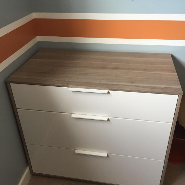 Find More Ikea Askvoll Dresser For Sale At Up To 90% Off