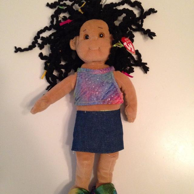 eb104578afe Best Ty Beanie Bopper Doll -