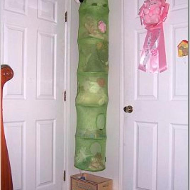 Find More Ikea Lime Green Toy Stuffed Animal Holder 5 For Sale