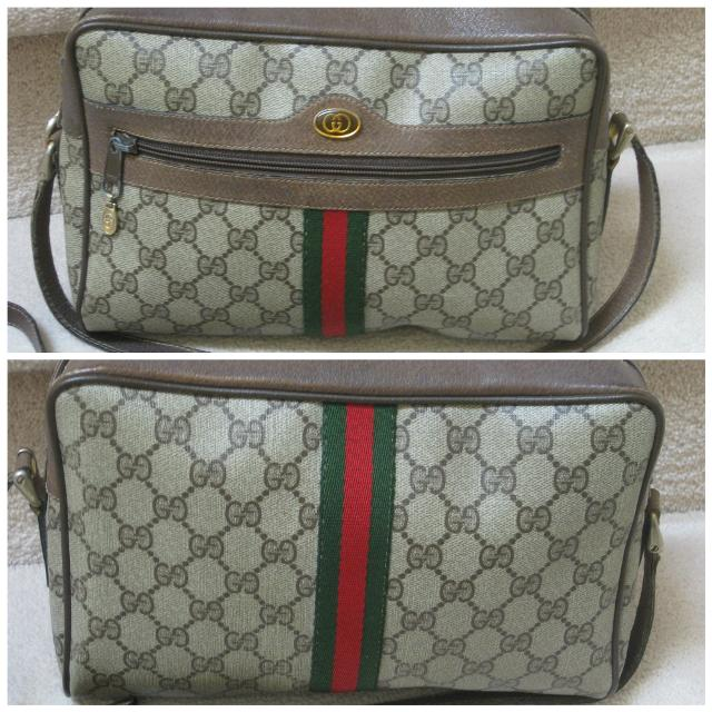 3f7b3ac02602 Find more Authentic Vintage Gucci Accessory Collection Monogram ...