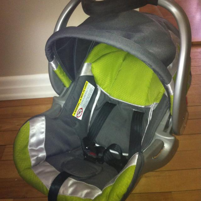 Baby Trend Car Seat June 2013 With Base Exp 2019