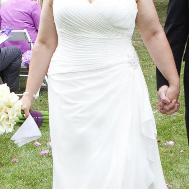 Best David S Bridal Wedding Dress 9wg3260 For Sale In St Charles