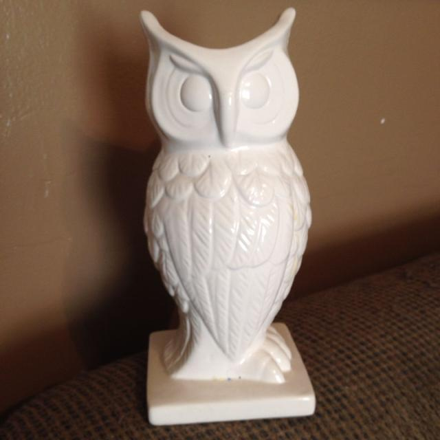 Find More White Owl Vase For Sale At Up To 90 Off