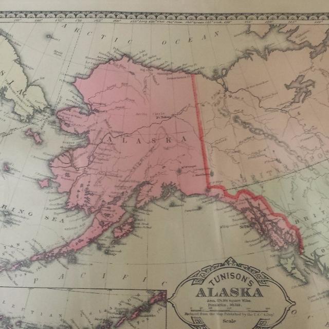 Find more 1885 tunison map alaska british columbia yukon canada 1885 tunison map alaska british columbia yukon canada aleutian islands usa gumiabroncs Image collections