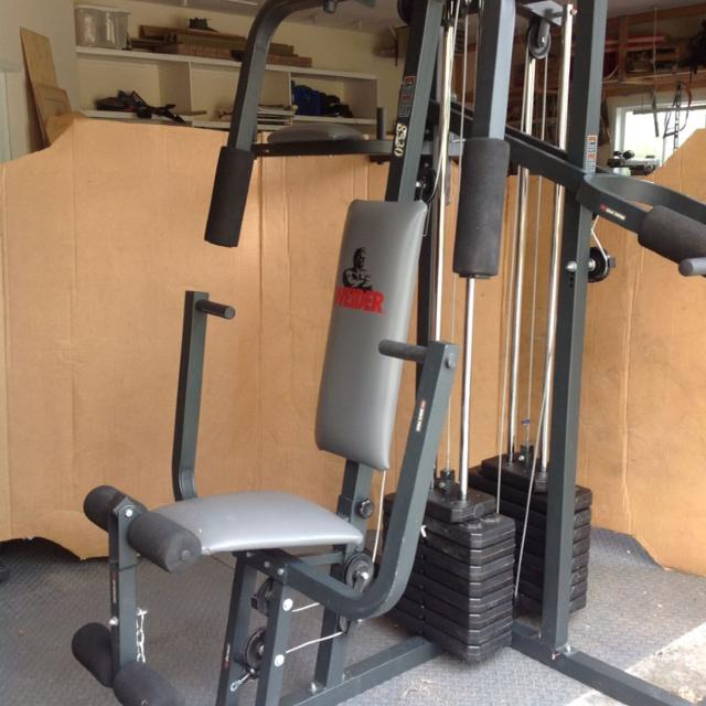 Find More Weider Universal Gym Model 8530 For Sale At Up