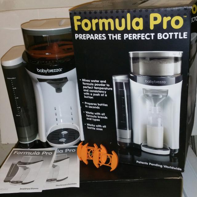 Find More Baby Brezza Formula Pro Euc For Sale At Up To 90 Off