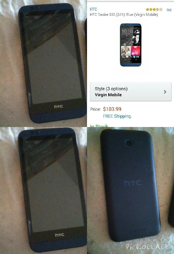 HTC Virgin Mobile