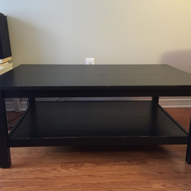 Find More Ikea Hemnes Coffee Table Black For Sale At Up To 90 Off