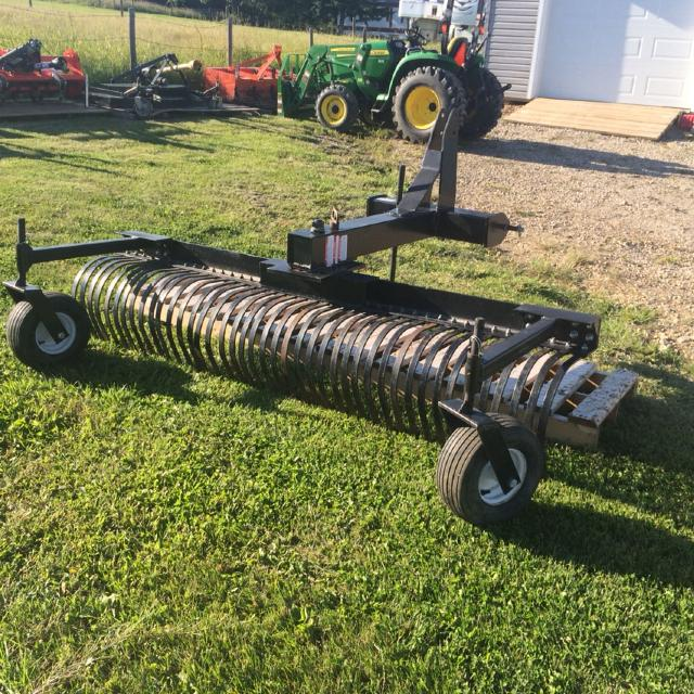 find more braber equipment 7ft landscaping rake for 3 point hitch