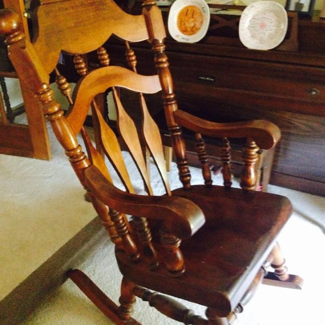 Find More Solid Wood Rocking Chair For Sale At Up To 90 Off