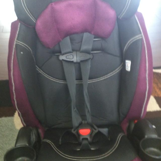 Evenflo Car Seat Manufactured 2013 22 40 Lbs Then Used As Booster 100