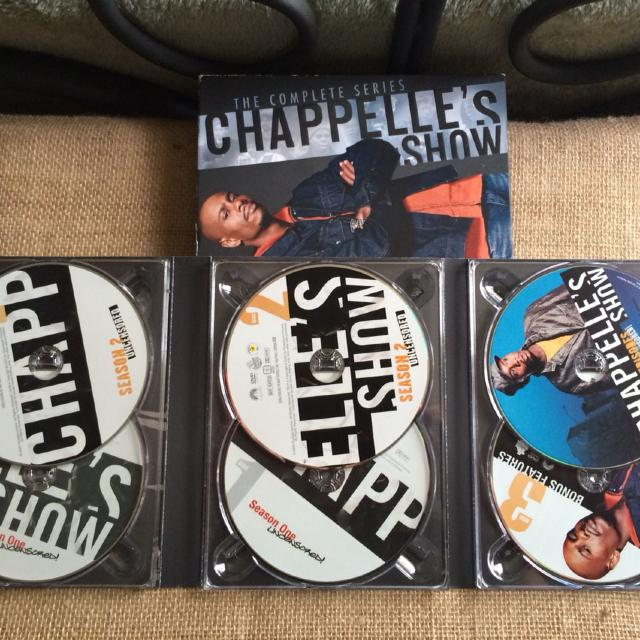 find more complete series of david chappelle s show for sale at up to 90 off complete series of david chappelle s show