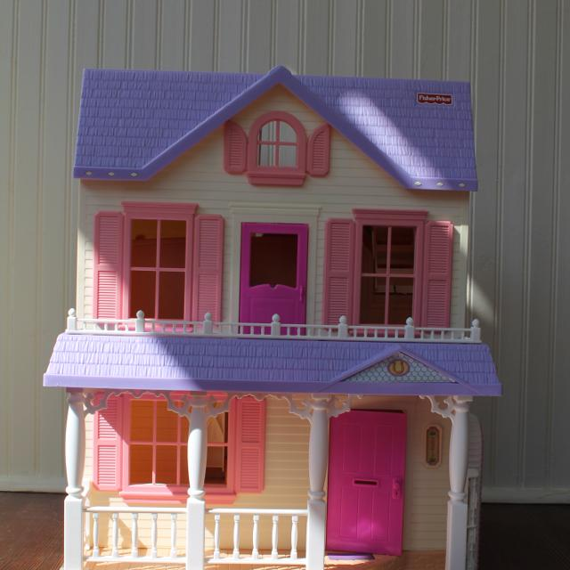 Fisher Price Loving Family Kitchen: Find More Fisher-price Loving Family Dollhouse Farm House