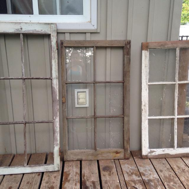 Find more Old Window Frames for sale at up to 90% off - Bradford, ON