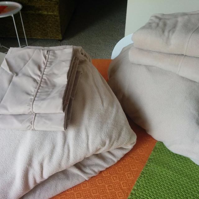 Find More Costco Life Comfort King Fleece Sheet Set For Sale At Up