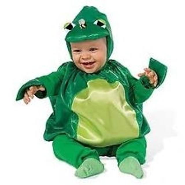 baby mullins square kids halloween frog costume