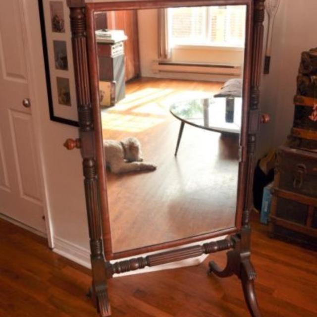 Best Antique Floor Mirror For Sale In Yorkville Ontario For 2018