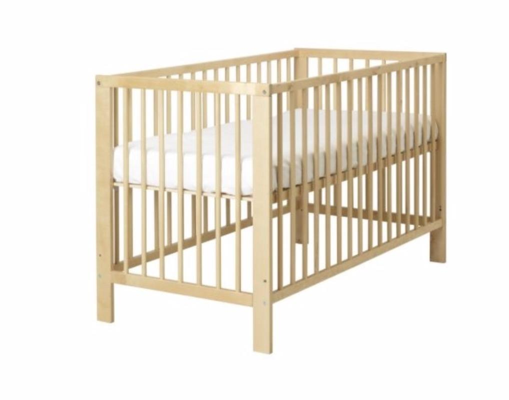 Crib for sale gatineau - Best Ikea Gulliver 3 In 1 Crib Toddler Bed For Sale In Ottawa Ontario For 2017