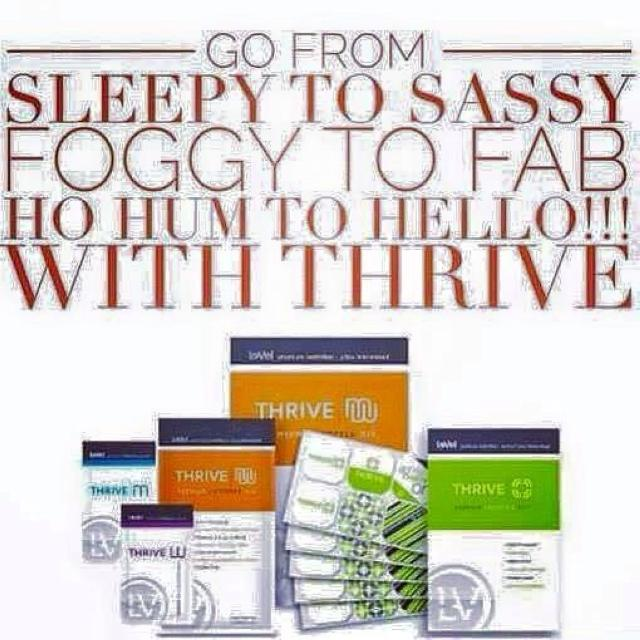 Free 3 Day Trial Pack Of Thrive By Le Vel In Orangeville Ontario