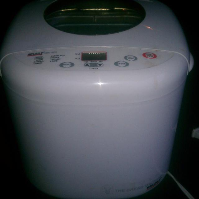 Find More Welbilt Abm1h70 Bread Machine 15 For Sale At Up To 90 Off